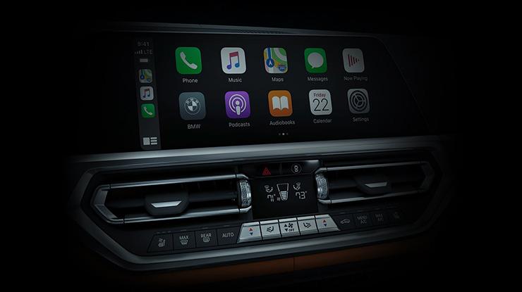 Fitur BMW M3