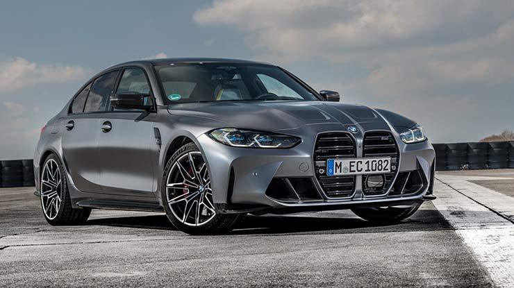 Harga BMW M3 Bekas