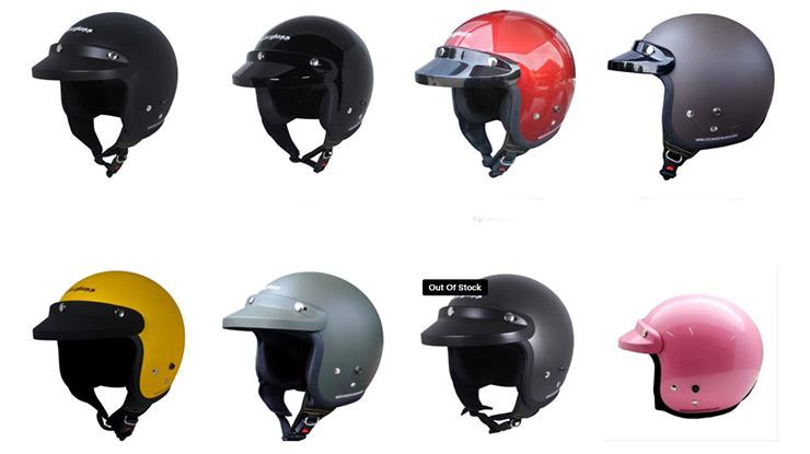 Harga Helm Cargloss Classic