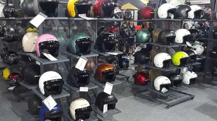Harga Helm Cargloss Ori dan KW