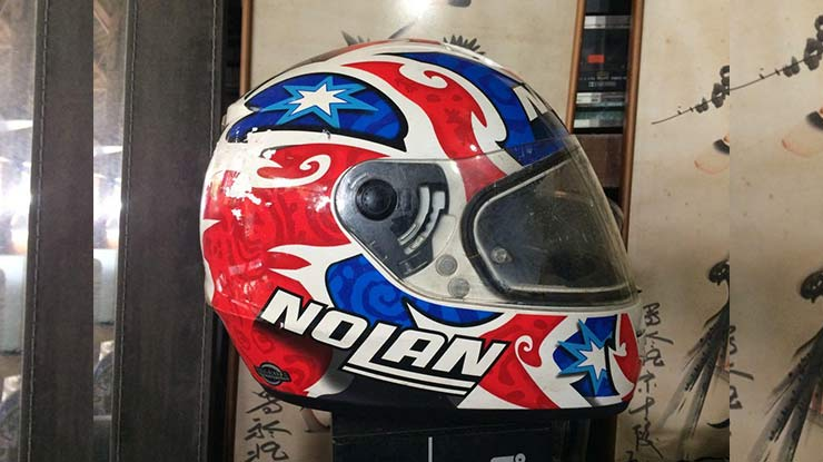 Harga Helm Nolan Terbaru