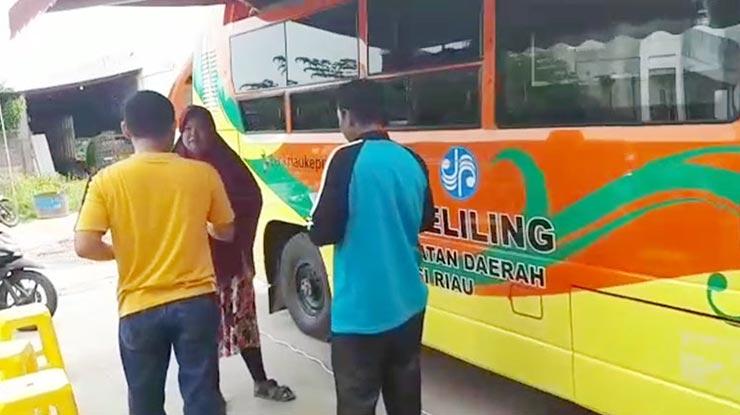Jadwal Samsat Keliling Pekanbaru