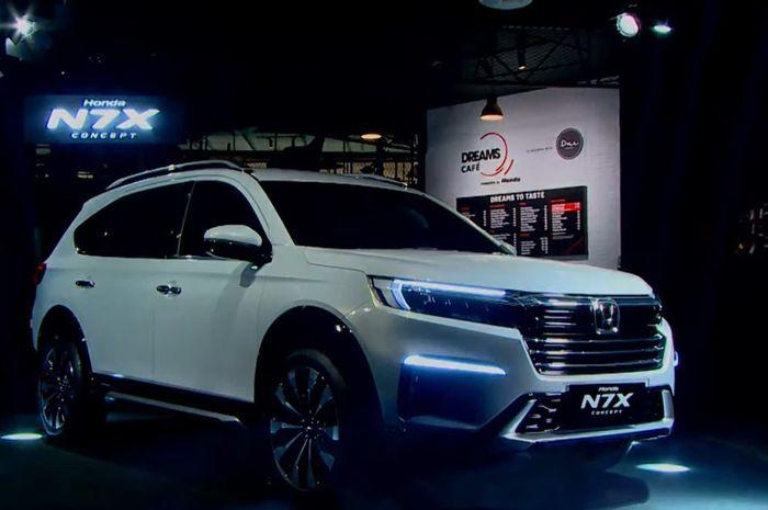 Kelebihan Kekurangan Honda N7X