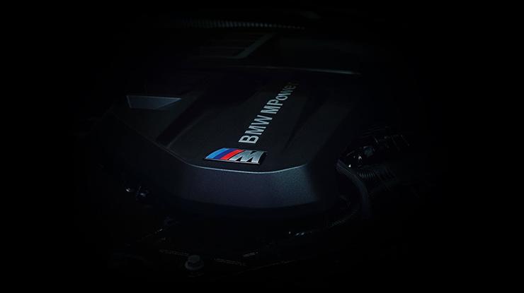 Mesin BMW M3