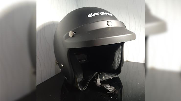 Warna Helm Cargloss Ori dan KW