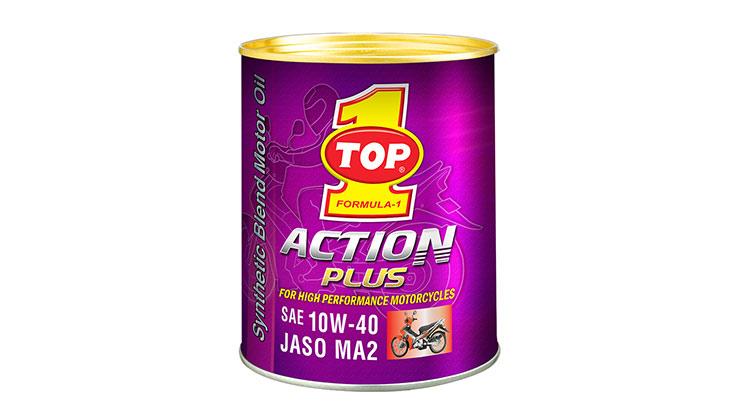 9. TOP 1 Action Plus 10W 40