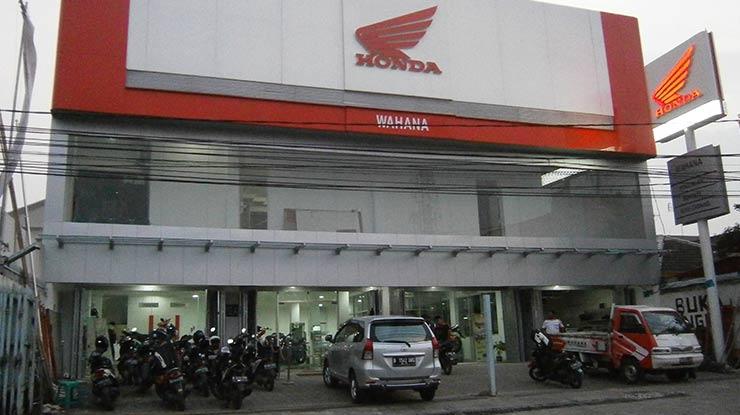Biaya Booking Service Motor Honda Ahass