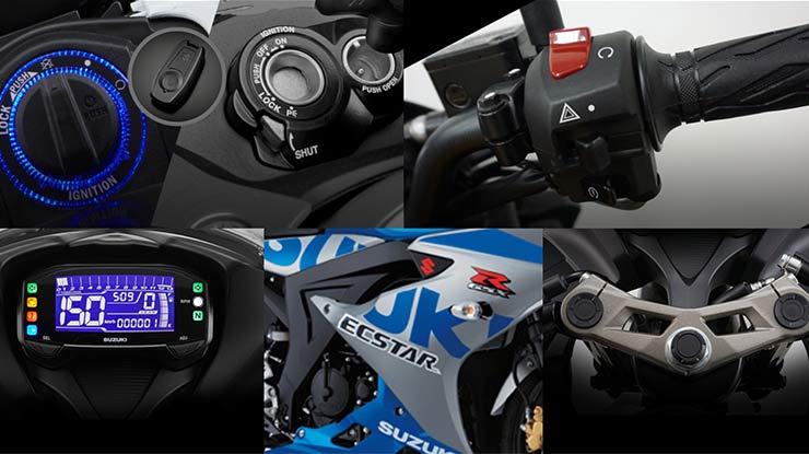 Fitur Motor Suzuki