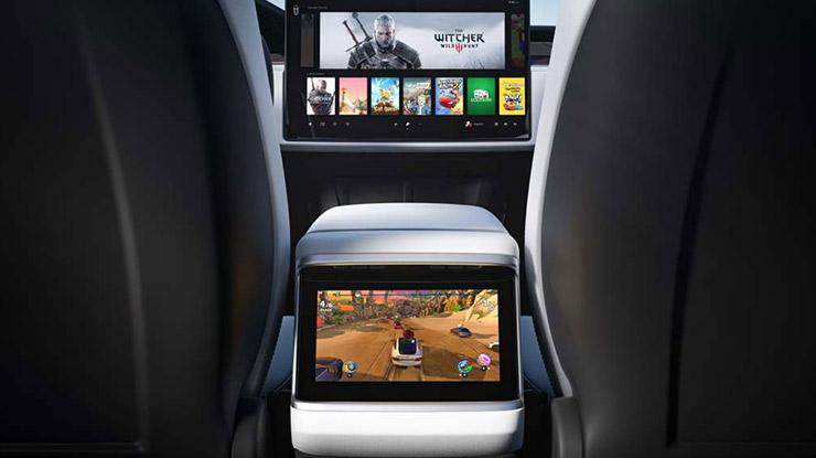 Fitur Mobil Tesla
