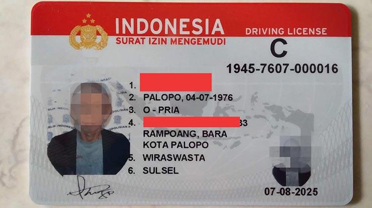Golongan SIM C Terbaru