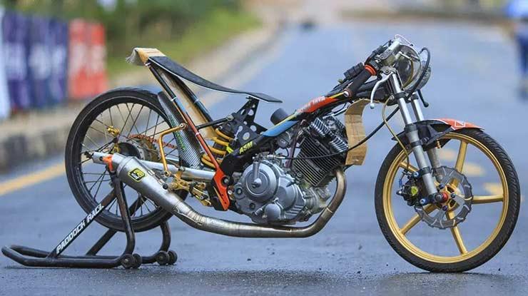 Harga Membuat Motor Drag