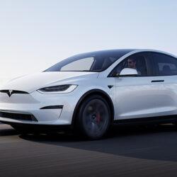 Harga Tesla Model X