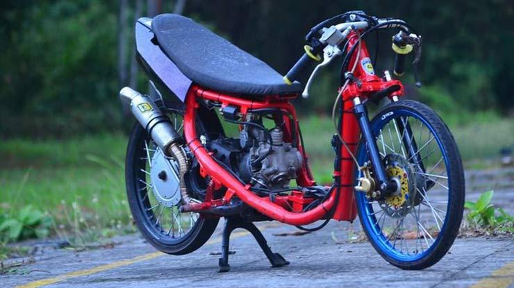 Jenis Motor Drag Matic