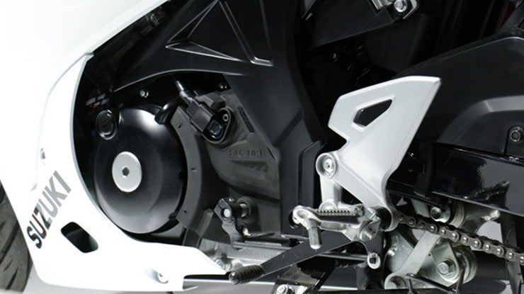 Mesin Suzuki GSX R150