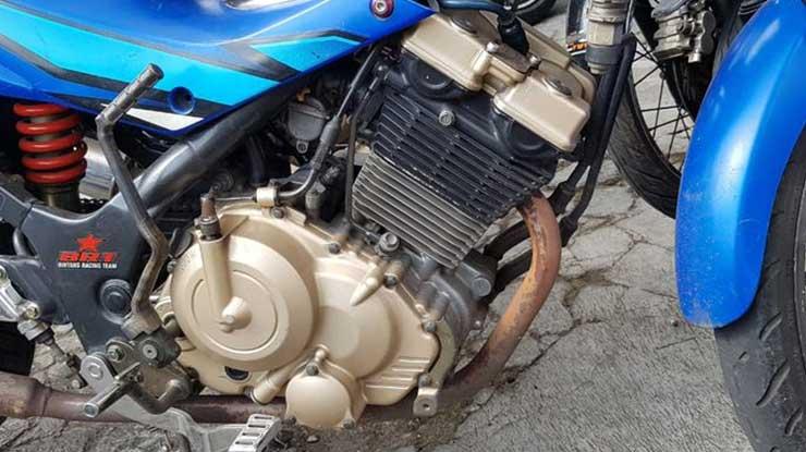 Penyebab Mesin Motor Satria FU Panas