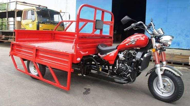 Spesifikasi Motor Tossa Roda 3