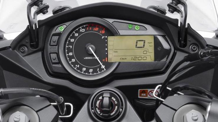 Teknologi Kawasaki Ninja 1000