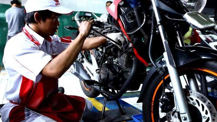 Tips Merawat Motor Tidak Brebet di Putaran Bawah