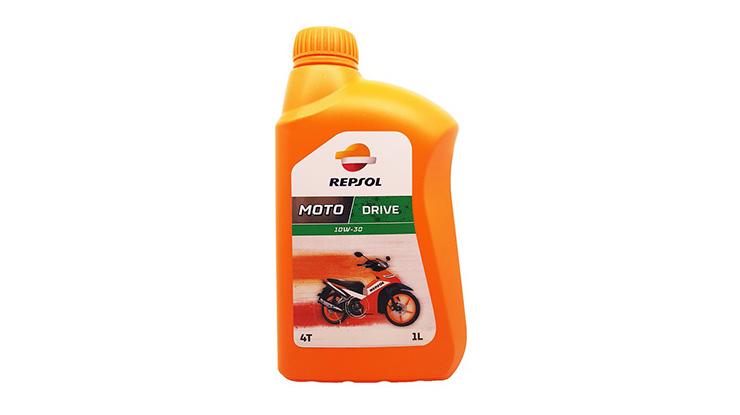 7 Repsol Moto 4T 10W 30