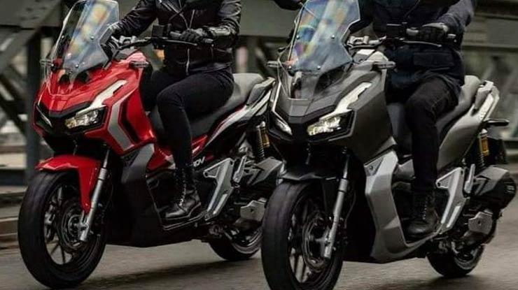 Harga Honda ADV CBS dan ABS