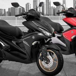 Harga Motor Yamaha Aerox Bekas
