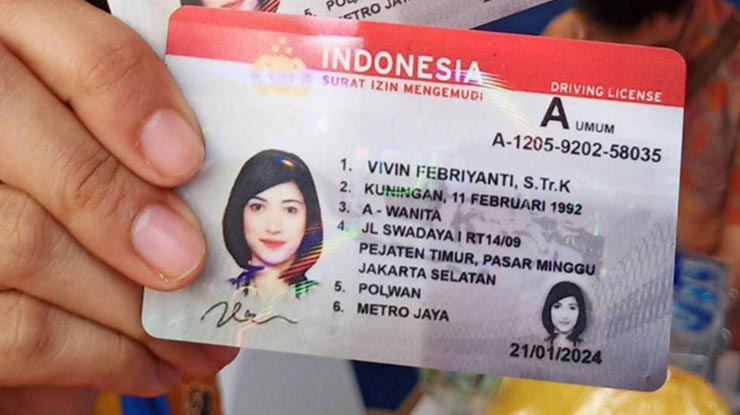 Harga Pembuatan SIM A Nembak