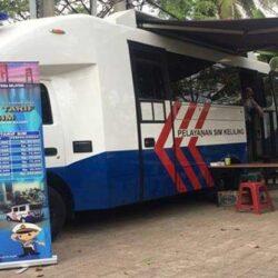 Jadwal SIM Keliling Palembang