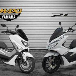 Pilih Yamaha NMAX atau Honda PCX