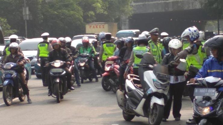 Prosedur Tilang Polisi