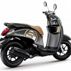 Rangka Kaki Kaki Honda Scoopy