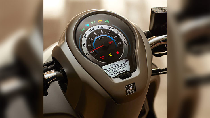Speedometer Scoopy Sporty dan Stylish
