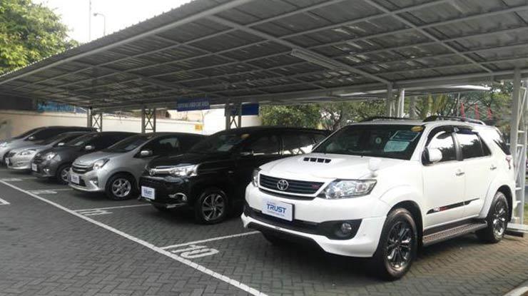 2. Harga Mobil Bekas Toyota Dibawah 50 Juta