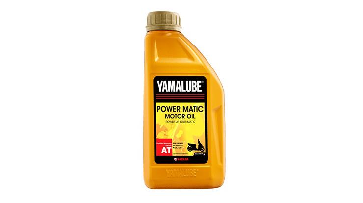 2. Yamalube Power Matic