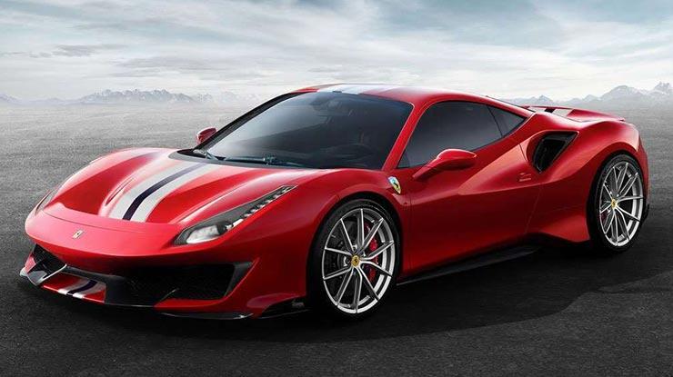 3. Mobil Ferrari 488 Termahal di Indonesia