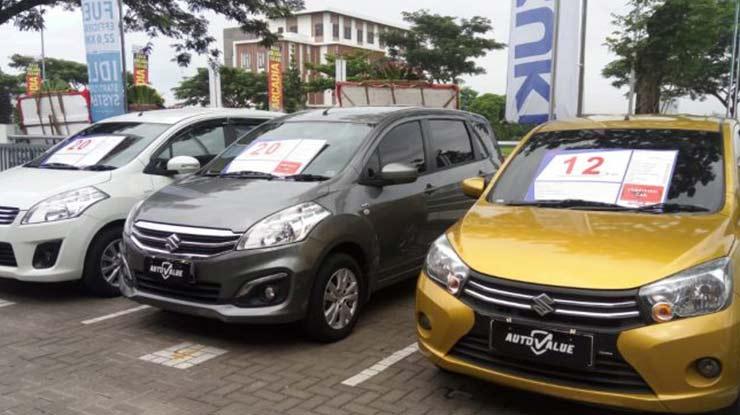 4. Harga Mobil Bekas Suzuki Dibawah 50 Juta