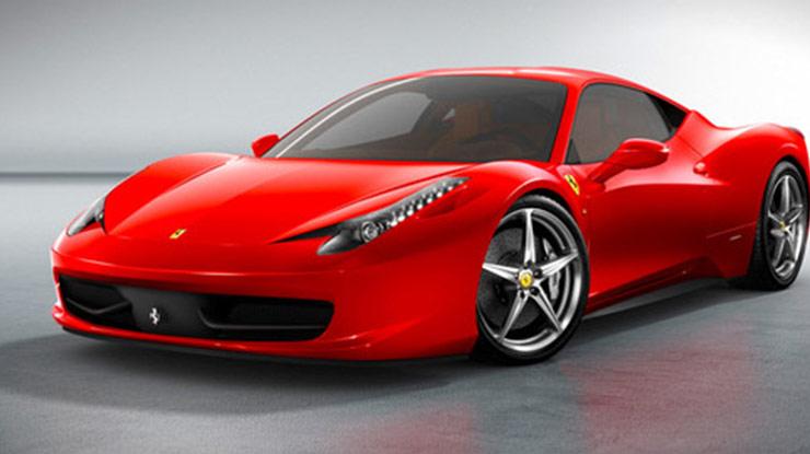 4. Mobil Ferrari 548 Termahal di Indonesia