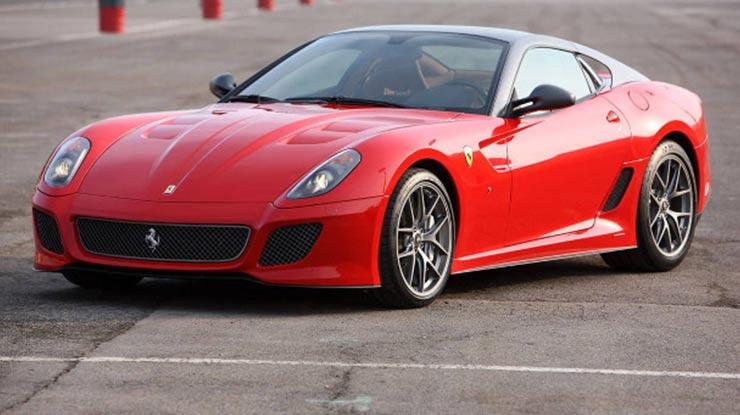 5. Mobil Ferrari 599 GTO Termahal di Indonesia