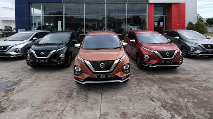6. Harga Mobil Nissan Murah
