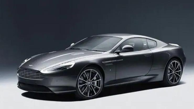 8. Aston Martin DB9 GT