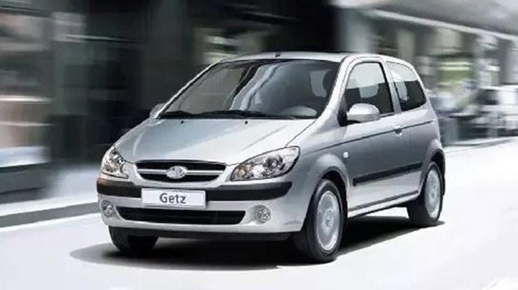 9 Mobil Hyundai Getz Murah Dibawah 200 Juta