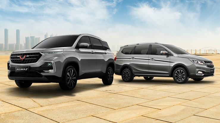 Body Mobil SUV dan MPV