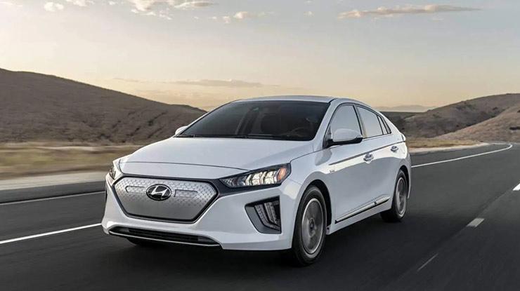 Harga Mobil Listrik Hyundai IONIQ