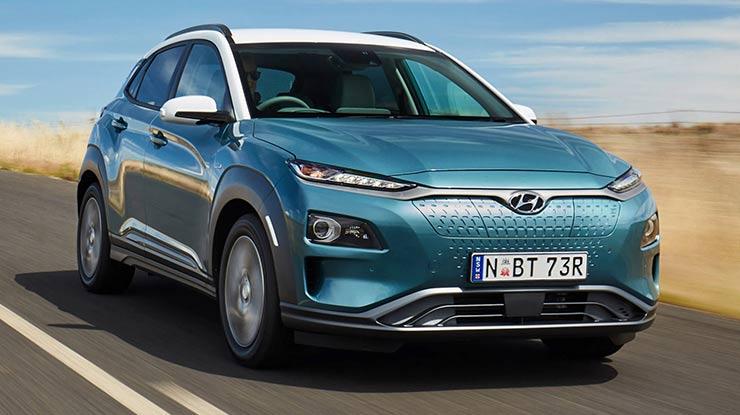 Harga Mobil Listrik Hyundai KONA