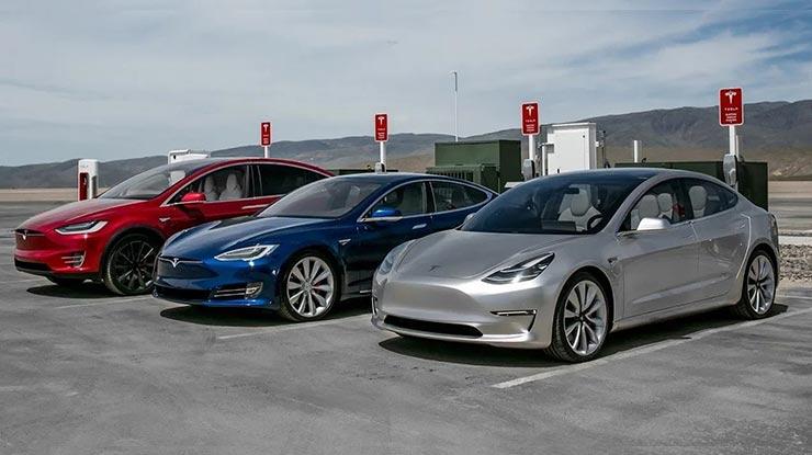 Harga Mobil Tesla Bekas