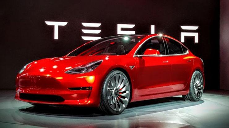 Harga Mobil Tesla Model 3 Bekas
