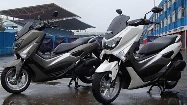 Harga Yamaha NMAX ABS dan Non ABS
