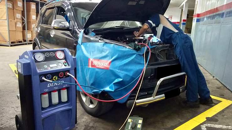 Manfaat Service AC Mobil
