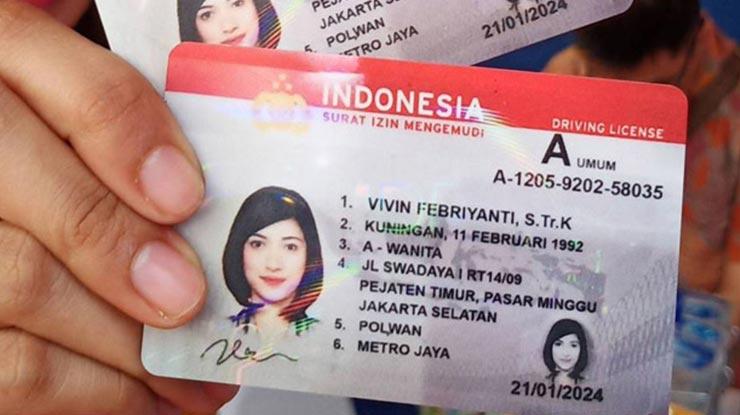 Syarat Perpanjang SIM Keliling Tangsel