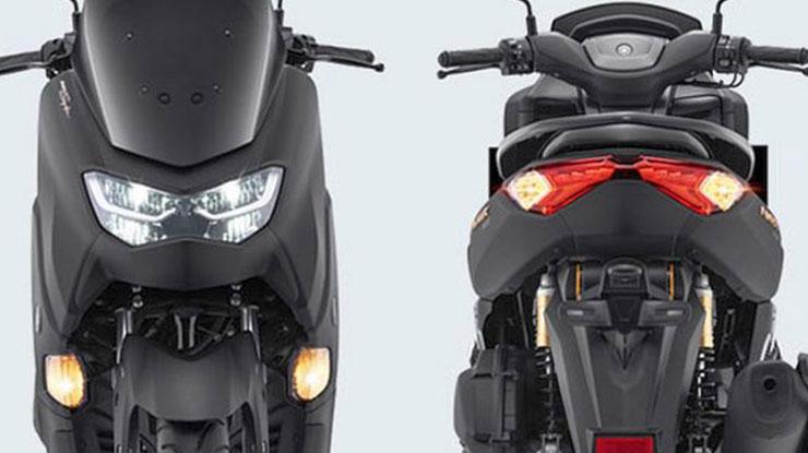 Warna Yamaha NMAX ABS dan Non ABS