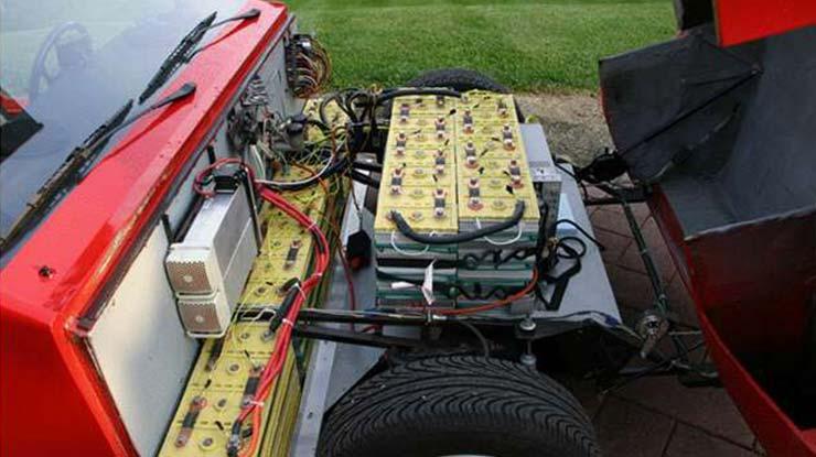 Baterai Mobil Listrik Lead Acid